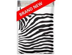Decorative Flat Poly Mailers http www mailersusa com decorative flat poly mailers html zebra