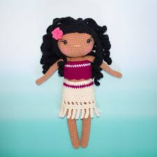 My Crochet Doll Karelia House
