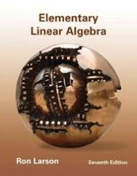 Elementary Linear Algebra 7th Edition View More Editions