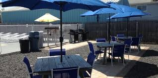 Wharfside Patio Bar Point Pleasant New Jersey by Shore Point Motel Home Page