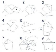Lucky Star Origami 51 Best Stars Images On Pinterest Instructions