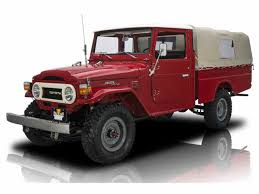 1976 Toyota Land Cruiser FJ45 Pickup For Sale | ClassicCars.com | CC ... 1967 Toyota Land Cruiser For Sale Near San Diego California 921 1964 Fj45 Truck 1974 Rincon Georgia 31326 Pin By Rafael Vrgas On Landcruiserhardtop Pinterest Cruiser Longbed Pickup Pictures Getty Images 1978 Hj45 Long Bed Pickup 1994 Bugout Recoil Fj 2006 Cartype Ebay Find Trend Uncrate Turbo Diesel 2015 In Dubai Youtube