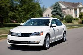 2013 Volkswagen Passat Overview