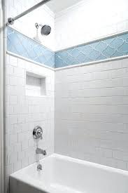 Tiling A Bathtub Deck by Subway Tile Tub Surround Images Tags Subway Tile Bathtub Wood