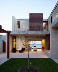 100 Architects Wings Porebski Architects Adapts The Block House To Pearl Beach In