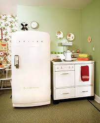 The Working 1947 Stove And Refrigerator Add To Period Appeal In A House