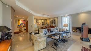 luxus apartment mit garten in imara