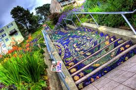 16 of the most colorful steps around the world