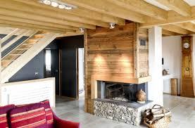 architecte grenoble aménagement intérieur le chalet montagnard de
