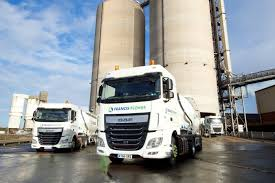 New DAF XF And CF Fleet On Bulk Powder Distribution Contract