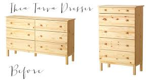 tarva 6 drawer dresser a simple of tarva dresser hack a master bedroom sneak