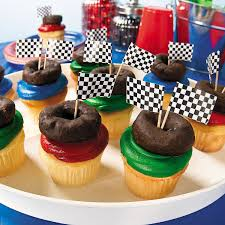 Monster Truck Cupcakes - OrientalTrading.com | Party Ideas ... Monster Truck Cupcakes Archives Kids Birthday Parties Monster Truck Party Ideas At In A Box Cakes Decoration Little Fire Cake Wedding Academy Creative Coolest Car My Practical Guide Design Birthday Party Ideas Carters Bday Pinterest Laraes Crafty Corner What Ive Been Creatively Quirky Home May 2012 Monster Drink Banner