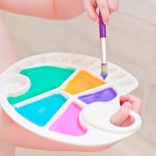 Finger Paint Bath Soap by Bath Paint Recipe