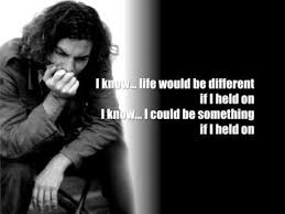 HOLD ON Pearl Jam LETRAS