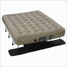 Aerobed Queen Raised Bed With Headboard by Bedroom Marvelous Air Bed With Headboard Reviews Costco Air Beds