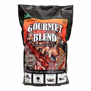 Green Mountain Grill Premium Gourmet Blend Pellets - 8lbs