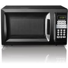 BRAND NEW 700Watt Digital Microwave Oven Kitchen Counter 07cu Ft Compact Red White Black