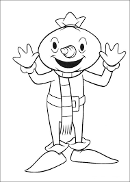 Bob The Builder Coloring Pages To Print 15 57 Kids