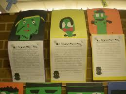 Halloween Picture Books For Third Graders by Third Grade Love Frankenstein Writing U0026 Freebies