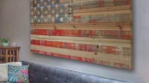 35 Rustic American Flag Wall Art My Of Life In