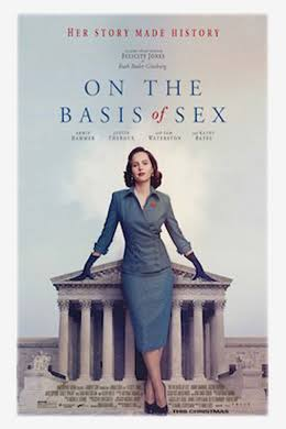 On the Basis of Sex 2018 Full Movie HD Download DVDRip 720p