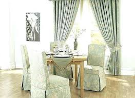 Excellent Dining Room Chair Slipcovers For Homes Covers Plan Chairs