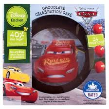 Disney Cars 3 Birthday Cake ASDA Groceries
