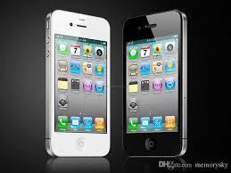 Unlocked 100% Original Apple IPhone 4 Unlocked 16GB 32GB IOS 8