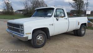 1983 Chevrolet Silverado C30 Pickup Truck | Item DB6345 | SO... 1983 Chevrolet C10 Pickup T205 Dallas 2016 Silverado For Sale Classiccarscom Cc1155200 Automobil Bildideen Used Car 1500 Costa Rica Military Trucks From The Dodge Wc To Gm Lssv Photo Image Gallery Shortbed Diesel K10 Truck Swb Low Mileage Video 1 Youtube Show Frame Up Pro Build 4x4 With Streetside Classics The Nations Trusted Pl4y4_fly Classic Regular Cab Specs For Autabuycom