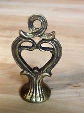 Vintage Brass Lamp Finials by Vintage Brass Lamp Finial Ebay