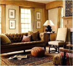 Decor Rustic Style Living Room Ideas Colors For Fascinating
