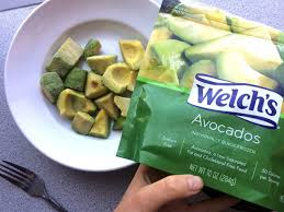 Tim Hortons Pumpkin Spice Latte Calories by We Tried Those Trendy Frozen Avocados Heres What They Taste Like Jpg