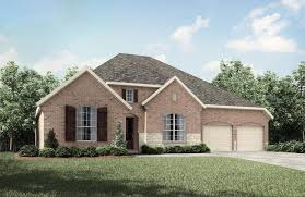 Drees Homes Floor Plans Austin by Archer At Long Meadow Farms Richmond Tx