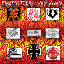 FIREFIGHTING Vinyl Decals - 64-72 - Custom Car Window Stickers ... Ambulance Police Car Fire Truck And Tow Silhouettes In Trucks Foam Activity Kit Trucks And Birthdays Custom Department Fleet Decals Stickers Red White Fire Truck By Killslammer Redbubble Pinkfong Coloring Book Box Play For Kids Teacher Pack 30 Sticker Sets The Xl Wall Decal Nursery Rooms Boy Room Kilimart Ebabystore 3d 3 Dimensional Bus Engine Fireman Art Mural For Boys Guys