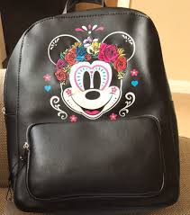 Mickey Mouse Flip Open Sofa Uk by Mickey Mouse Primark Bag Pack Black Disney Ebay Disney Stuff