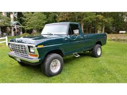 100 1979 Ford Truck For Sale F350 For ClassicCarscom CC1019803