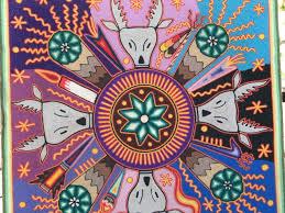 Creating Mandalas Huichol Beadwork