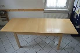 ikea tisch ausziehbar küche esszimmer in berlin ebay