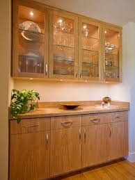 Built In Dining Room Cabinets