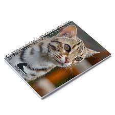 100 Wildcat Ridge Spiral Notebook Leo Hybrid