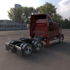 Western Star 5700 Sleeper Cab Semi Truck | Freelancers 3D
