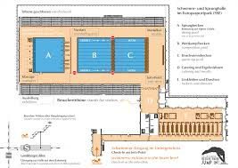 The Competition Pool Measures 50m X 25m Alongside A Diving And Is Equipped With Sound System For Synchronized Swimming