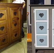 Annie Sloan Chalk Paint Before After Dresser Pie Safe