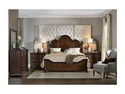 Brass Beds Of Virginia by Hooker Furniture Leesburg King Size Poster Bed With Mahogany