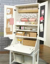 ikea alve bureau wrapping station created from an ikea bureau wallpaper