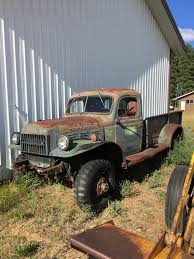 A 1952 Dodge Power Wagon As Found In Cle Ellum, WA. Restoration Now ... Dodge B Series Classics For Sale On Autotrader 1952 Truck Classiccarscom Cc1051153 M37 Military Dodges 10 Vintage Pickups Under 12000 The Drive Chevrolet 3600 Pickup Sale Bat Auctions Closed Elegant 20 Photo Old New Cars And Trucks Wallpaper 2019 Ram 1500 Moritz Chrysler Jeep Fort Worth Tx Half Ton Yel Kissimmeeauctiona012514 Youtube Project 1967 Power Wagon Dcm Blog Hd Video Mt37 Military Dodge Truck T245 For Sale Wc 51 B3 Original Flathead Six Four Speed