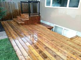 Deck Floor Cover Ideas How To Install Wood