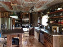 Rustic Kitchens Cabinets Kitchen