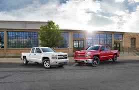 Rally Editions Add Black Bowtie, New Attitude To 2015 Silverado