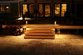 Solar Lights For Deck Stairs by Cool Solar Lights For Patio Decks Home Design Furniture Decorating